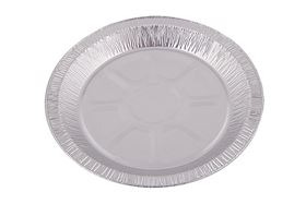 """Picture of 7"""" Foil Plates BULK"""