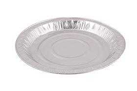 """Picture of 9"""" Foil Plates BULK 49H"""