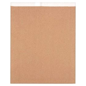"Picture of 10x12.5"" 2qt Lined Kraft Bags"
