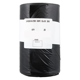 Picture of 14x26x44 Black Recycled Sacks