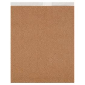 """Picture of 8.5x11"""" 3LB Lined Kraft Bags"""