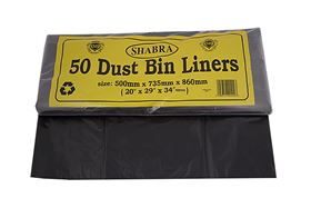 Picture of 20x29x34/37M Dustbin Liners