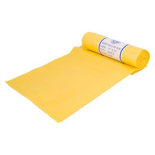 Picture of 15x24/15M HDPE YELLOW BOR