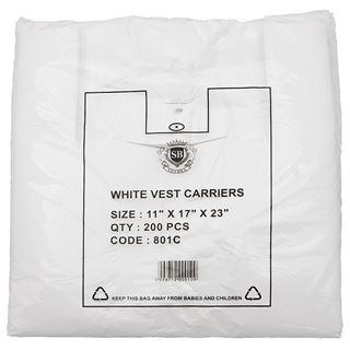 Picture of 11x17x23 White Vest