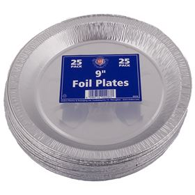"""Picture of SB Foil 9"""" Plate"""