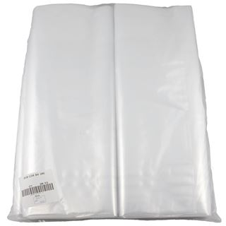 Picture of 20x30 Clear Foodgrade Bag 150G