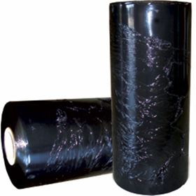 Picture of 500mmX250M Black Pallet Wrap SUPER HEAVY