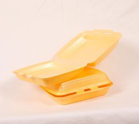 Picture of 1 Compt. Lunch Box Gold IP4