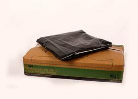 "Picture of 18x29x38"" 15kgs Black Recyc Sacks"