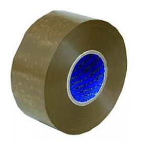 Picture of 48mmx66Mm Brown Polyprop Tape