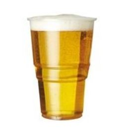 Picture of HALF PINT CLEAR GLASSES PP 10OZ