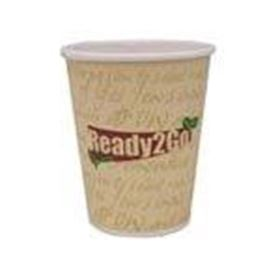 Picture of 8OZ/270ML PAPER CUP PTD HOT DRINK
