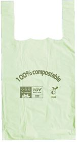 Picture of 300x445x575mm/20m TUV Green Compostable VTC
