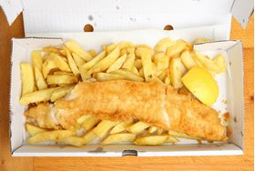 Picture of Fish and Chip box XLarge