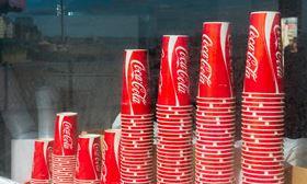 Picture of 12oz Coca Cola Cup